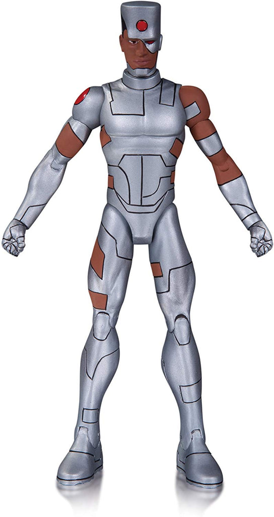 DC Collectibles DC Comics Designer Cyborg Terry Dodson Action Figure 1
