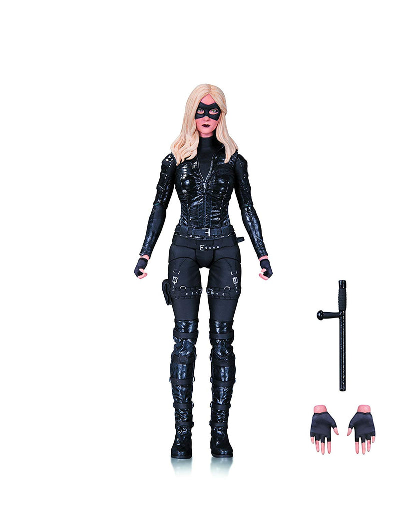 DC Collectibles CW Arrow TV Black Canary Action Figure