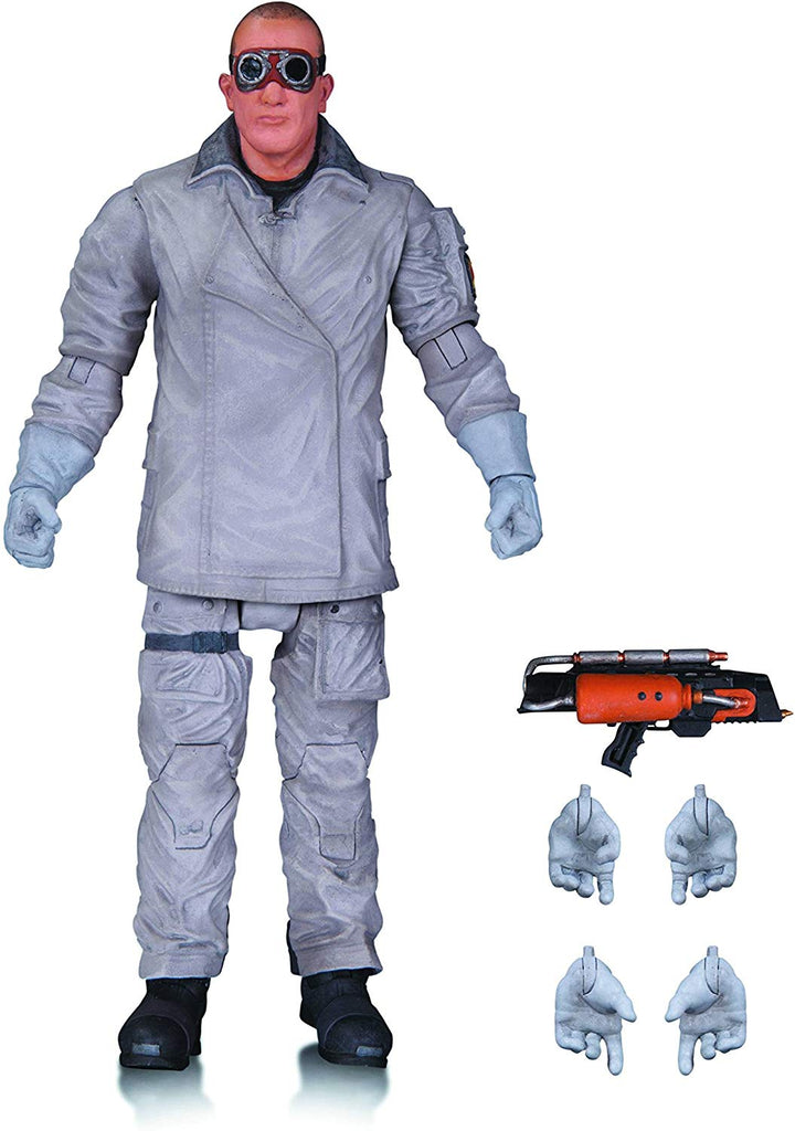DC Collectibles CW The Flash TV Series Heat Wave Action Figure 1