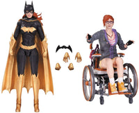DC Collectibles Batman Arkham Knight Batgirl & Oracle Action Figure 2 Pack 1