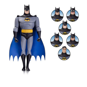 DC Collectibles Batman Adventure Expressions Pack Action Figure