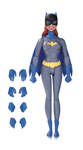 DC Collectibles Batman Adventure Batgirl Grey Suit Version Action Figure