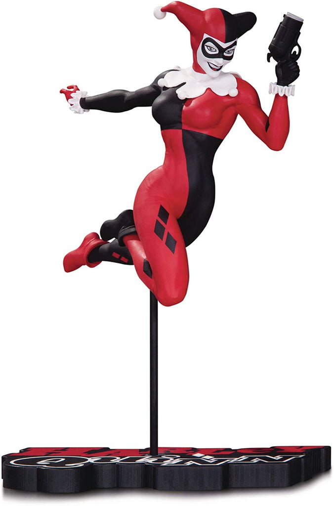 DC Collectibles Harley Quinn by Terry Dodson Figure Statue 1