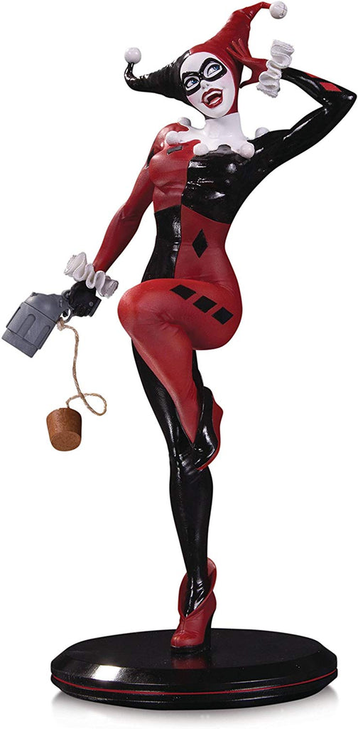 DC Collectibles DC Cover Girls Harley Quinn by Joelle Jones Figure Statue 1
