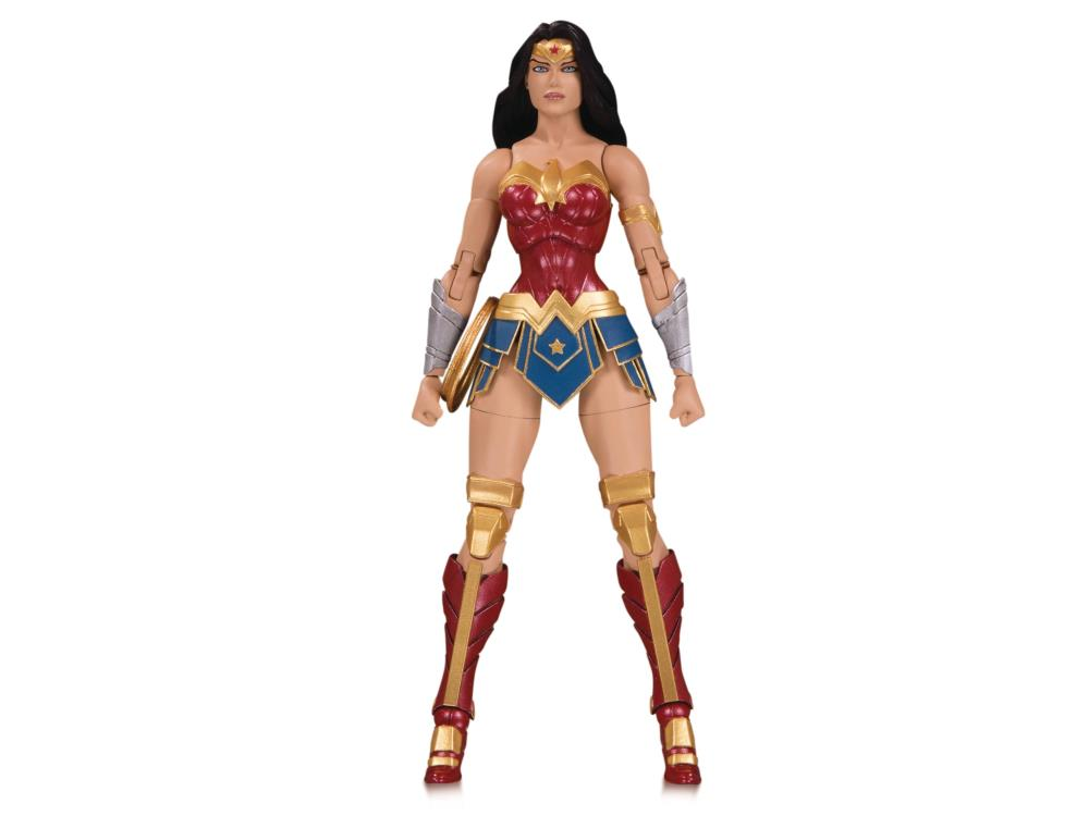 DC Collectibles DC Essentials #14 Wonder Woman Action Figure