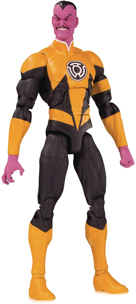 DC Collectibles DC Essentials Sinestro Action Figure