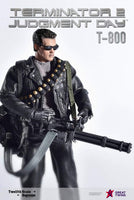 Great Twins 1/12 T-800 Terminator 2 Judgement Day Action Figure