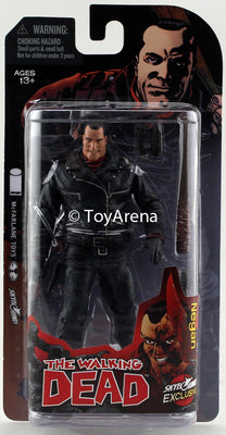 Skybound Exclusive The Walking Dead Negan Color Ver Action Figure