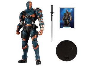 McFarlane Toys DC Multiverse (Batman: Arkham Origins) Deathstroke Action Figure