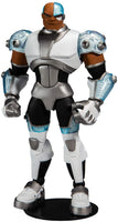 McFarlane DC Multiverse (Teen Titans) Cyborg Action Figure