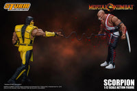 Storm Collectibles 1/12 Mortal Kombat Scorpion Scale Action Figure 5