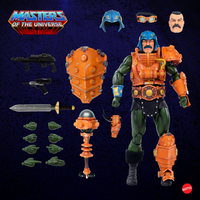 Mondo 1/6 Scale MOTU Masters of the Universe Man At Arms Sixth Scale Action Figure