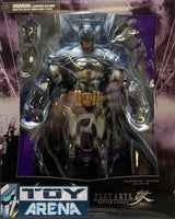 DC Universe Batman Arkham Asylum Batman Armored Play Arts Kai Action Figure
