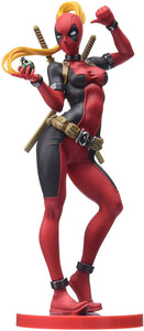 Kotobukiya Bishoujo Marvel Comics Lady Deadpool Statue 1
