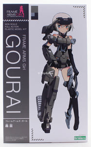 Kotobukiya Frame Arms Girl Gourai Model Kit FG001