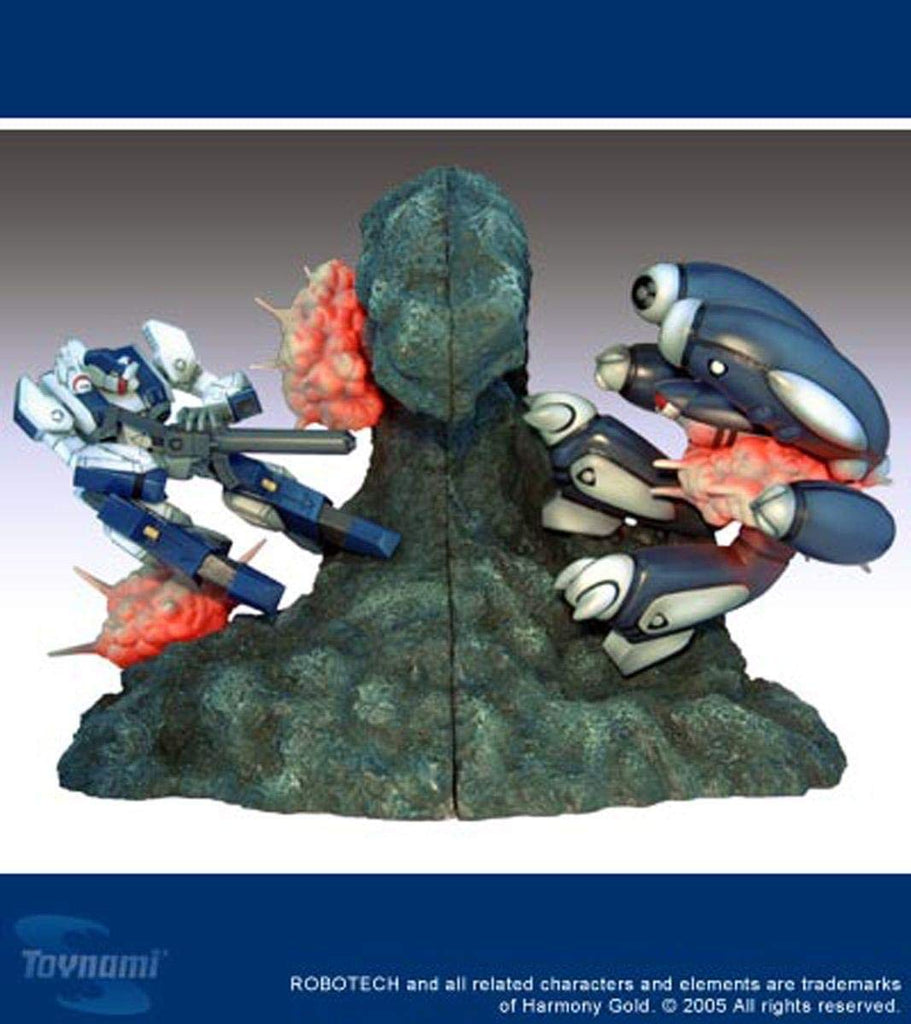 Toynami Robotech New Generations Bookends 1