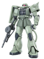Gundam 1/100 MG Gundam 0079 MS-06J Zaku II 2.0 Principality Of Zeon Model Kit