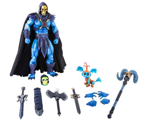 Mondo 1/6 Scale MOTU Masters of the Universe Skeletor Sixth Scale Action Figure 1