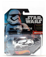 Mattel Hot Wheels Star Wars The Force Awakens First Order Stormtrooper SDCC 2015 Exclsusive