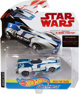 Mattel Hot Wheels The Last Jedi A-Wing Vehicle Carship 1