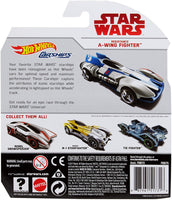 Mattel Hot Wheels The Last Jedi A-Wing Vehicle Carship 2