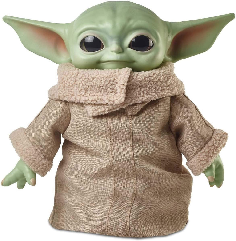 Mattel Star Wars The Mandalorian 7'' The Child (Baby Yoda) Plush