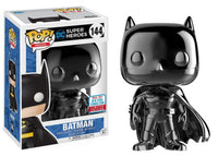 Funko Pop Black Chrome Batman NYCC 2017 Exclusive with Hard Case