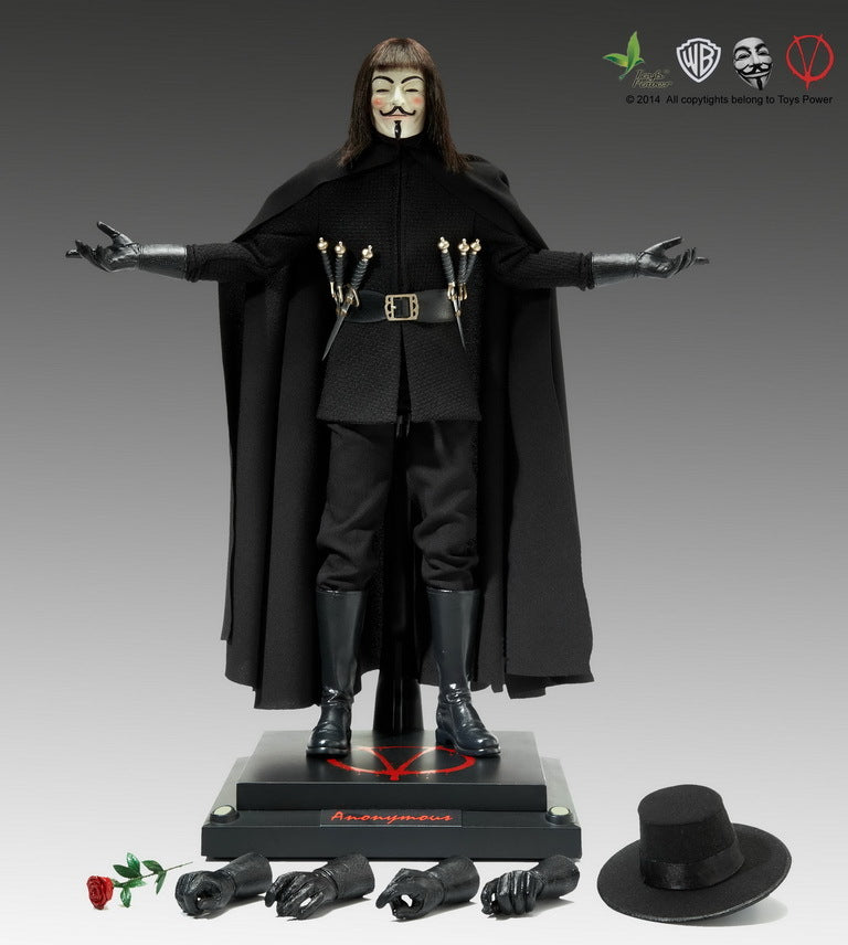 Toys Power V for Vendetta CT003 1/6 Scale Action Figure