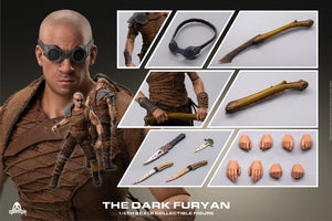 Art Figures 1/6 AF025 The Dark Furyan (Riddick) Figure
