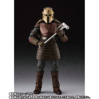 S.H. Figuarts Star Wars The Armorer The Mandalorian Action Figure