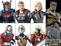 Marvel Legends Avengers Infinity War Wave 2 set of 6 BAF Cull Obsidian Action Figures 1