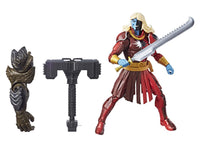 Marvel Legends Avengers Infinity War Wave 2 set of 6 BAF Cull Obsidian Action Figures 7