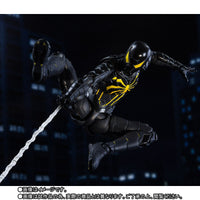 S.H. Figuarts Marvel Spiderman Anit-Ock Spider-Man Suit Tamashii Web Exclusive Action Figure 4