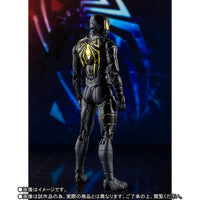 S.H. Figuarts Marvel Spiderman Anit-Ock Spider-Man Suit Tamashii Web Exclusive Action Figure 3