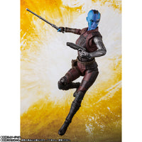 S.H. Figuarts Marvel Avengers Infinity War Nebula Action Figure 4