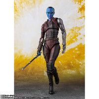 S.H. Figuarts Marvel Avengers Infinity War Nebula Action Figure 5