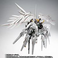 Gundam Fix Figuration Metal Composite Wing Gundam Snow White Prelude Action Figure Japan Release