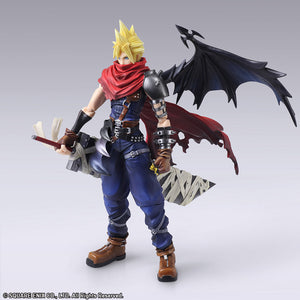 Bring Arts Final Fantasy Cloud Strife (Another Form Variant) Square Enix Figure