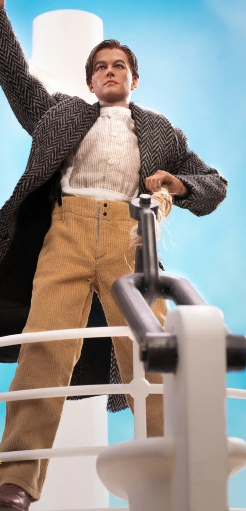 Blackbox Toys 1/6 BBT-9014B Guess Me Series Titanic Jack Version B Sixth Scale Figure