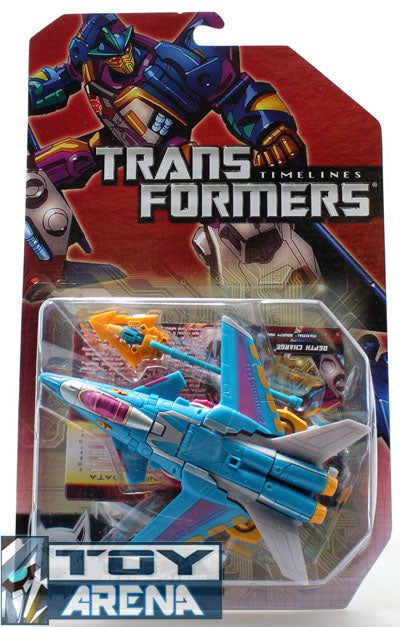Botcon 2013 Transformers Timelines Exclusive Depthcharge TFCC Collector's Club