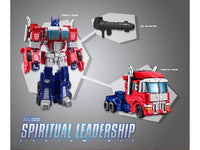 Beelzeboss BLZ-08 Spiritual Leadership Custom Kit for CW Red Optimus Prime