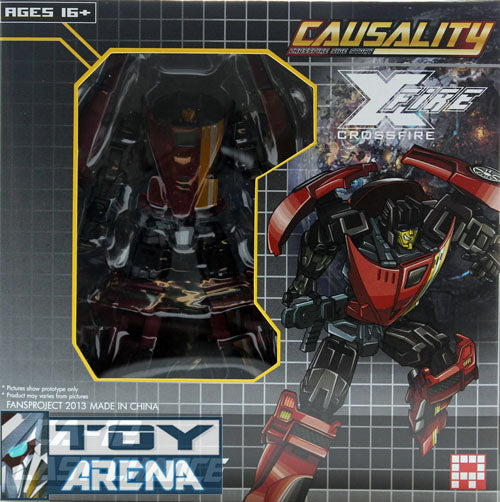 Fansproject Causality CA-12 Last Chance