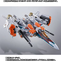 Bandai DX Chogokin Macross Delta VF-31S Siegfried with Armored Parts for Arad Molders Use Action Figure Set