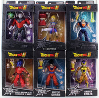 Dragonball Super Dragon Stars Series Wave 5 & 6 Kale Set of 6