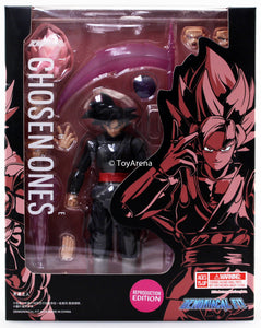 Demoniacal Fit Possessed Horse The Chosen Ones (Goku Black) Action Figure
