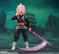Demoniacal Fit Possessed Horse The Chose Ones (Goku Black) Action Figure 6