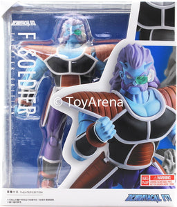Demoniacal Fit F Soldier Purple Hair (Freeza Force Soldier) Theater Edition Action Figure