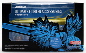 Demoniacal Fit Possessed Horse Ultimate Fighter SSGSS God Vegetto/ Vegito Accessory Kit