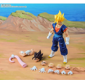 Demoniacal Fit Possessed Horse Ultimate Fighter Vegetto/ Vegito Action Figure 1