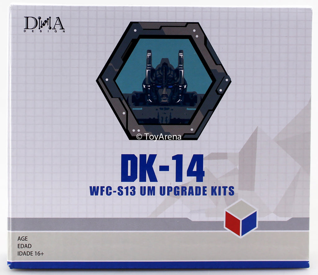DNA Design DK-14 Upgrade kit for WFC-S14